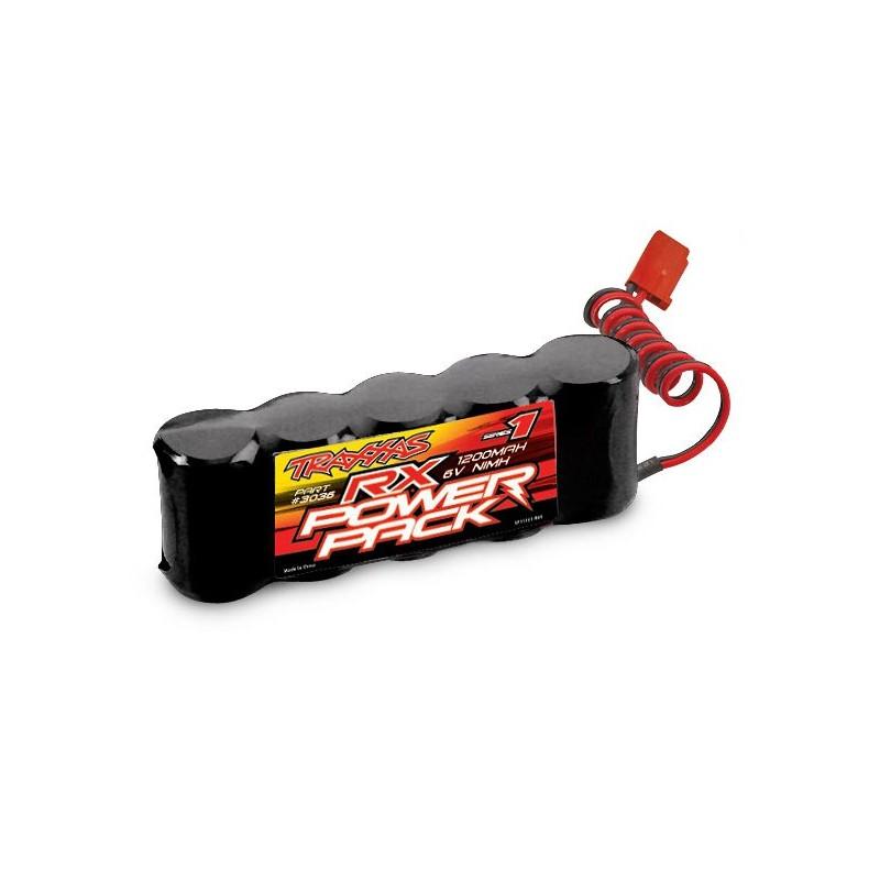Batería NIMH RX Power Pack (5-cell)