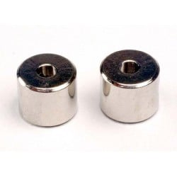 Tornillos de collar (2pcs) / tornillos de fijación de 3 mm (2pcs)