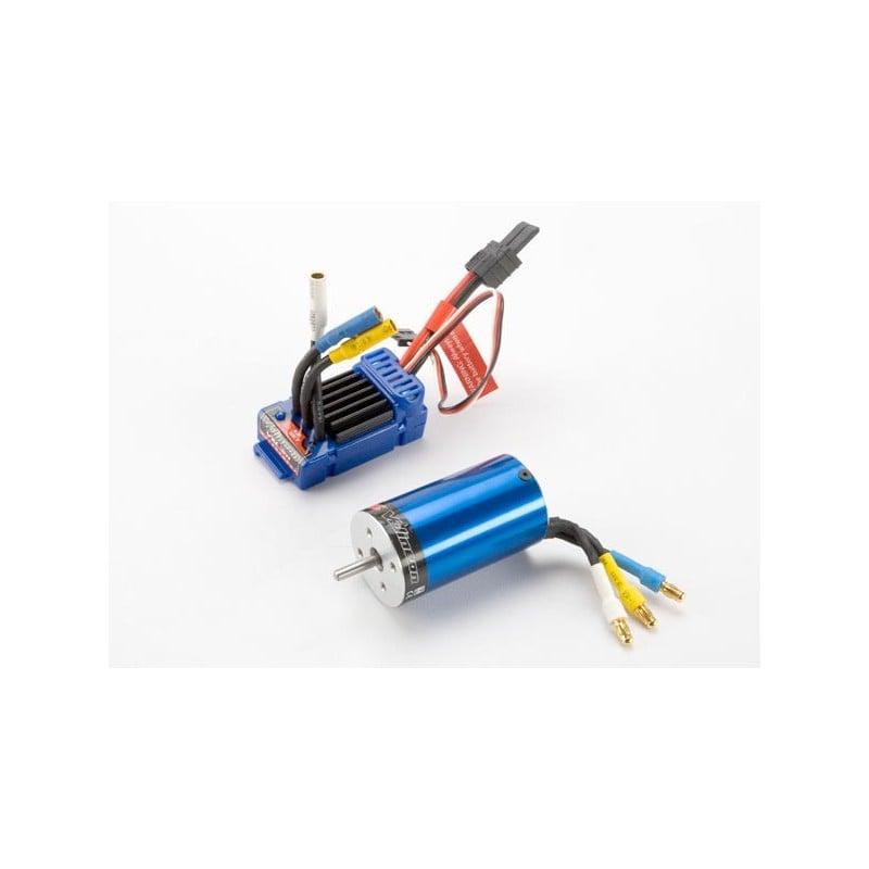 Velineon VXL-3m Brushless Power System waterproof (includes waterproof VXL-3m ESC and Velineon 380 motor
