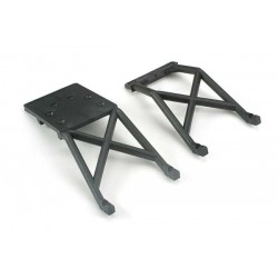 Skid plates (front & rear)