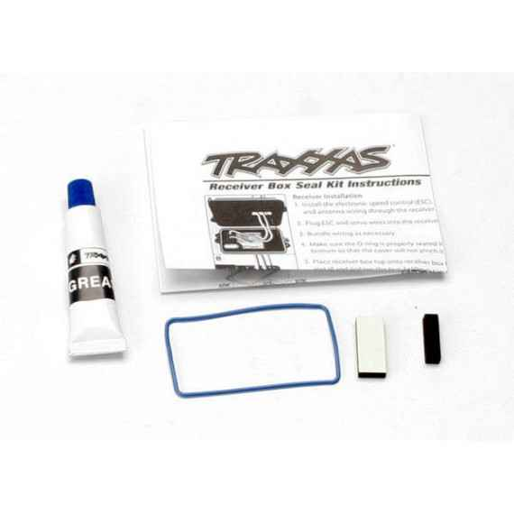 Seal kit receiver box (includes o-ring seals and silicone