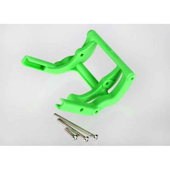 Wheelie bar mount (1) / hardware (green)