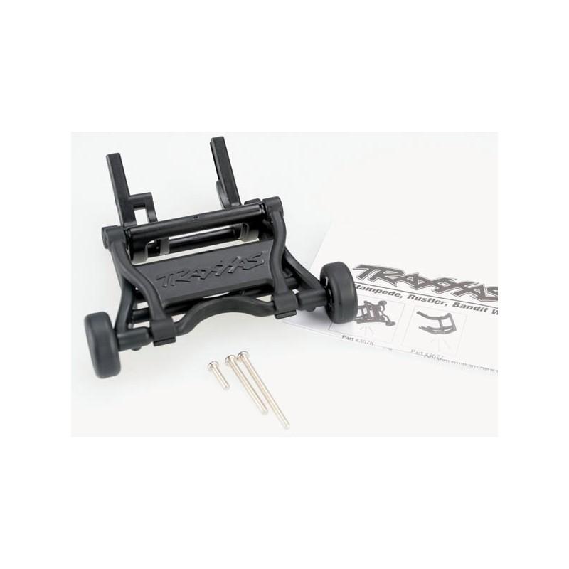 Wheelie bar assembled (fits Stampede Rustler Bandit serie
