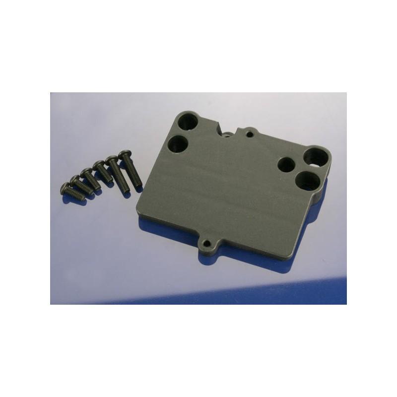 Placa de montaje, control de velocidad (VXL-3s) (Bandit, Rustler®, Stampede®)