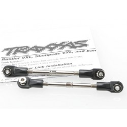Turnbuckles toe link 59mm (78mm center to center) (2)