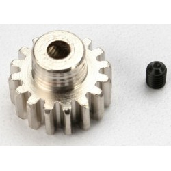 Gear, 16-T pinion (32-p) (mach. steel)/ set screw