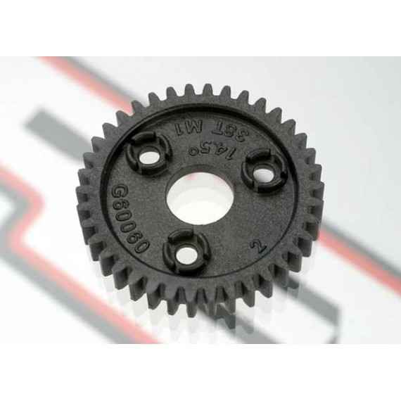 Spur gear 38-tooth (1.0 metric pitch)