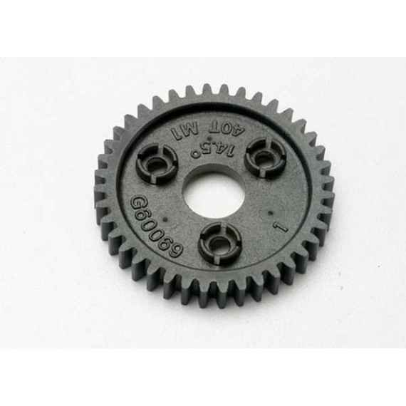 Spur gear 40-tooth (1.0 metric pitch)