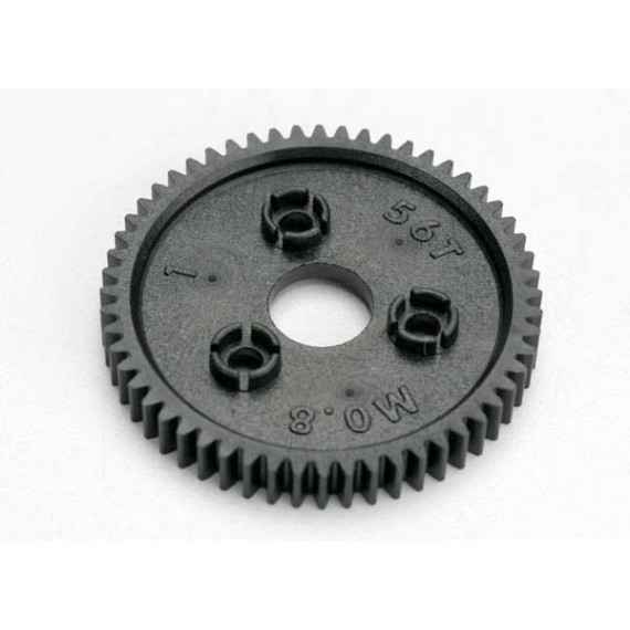 Spur gear 56-tooth (0.8 metric pitch)