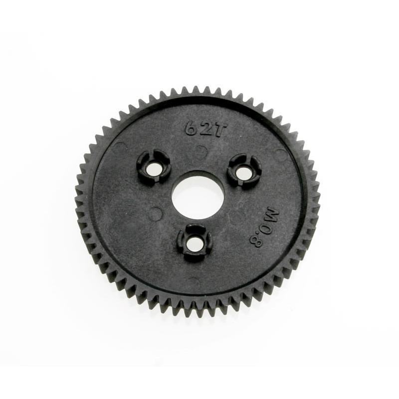 Corona 62 Dientes (0.8 métrico pitch) Compatible paso 32