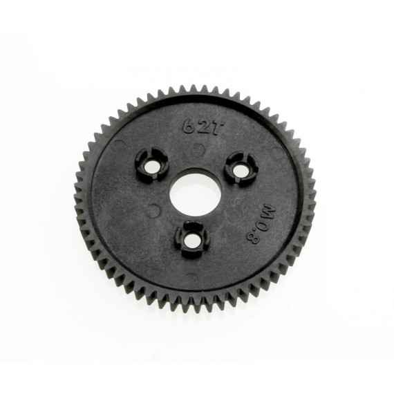 Spur gear 62-tooth (0.8 metric pitch)