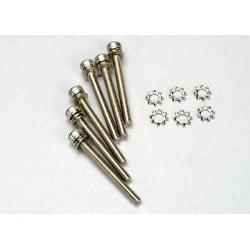 Tornillos de 3x28mm cabeza cilíndrica (hexagonal) (6pcs) arandelas 3x6mm ELW (6pcs)