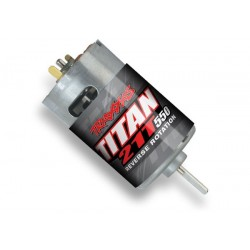 TRX4 Motor Titan 550 reverse rotation (21-turns/ 14 volts) (1)