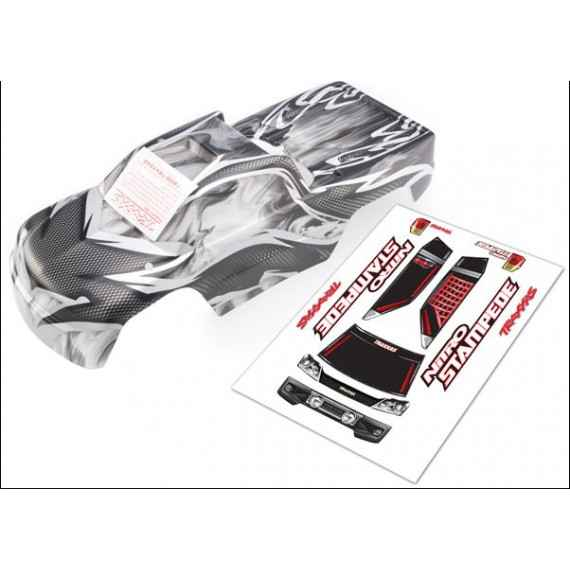 Body Nitro Stampede ProGraphix (replacement for painted body)