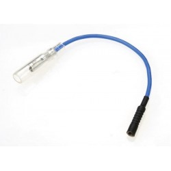 Lead wire glow plug (blue) (EZ-Start and EZ-Start 2)