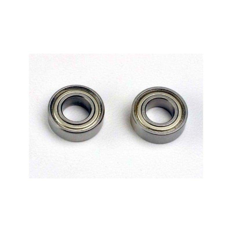 Rodamientos de bolas (6x12x4mm) (2pcs)