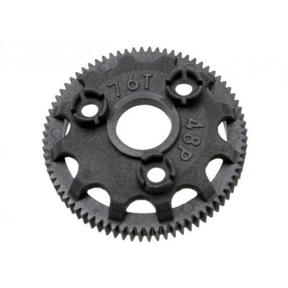 Spur gear 76-tooth (48-pitch) (for models with Torque-Contr