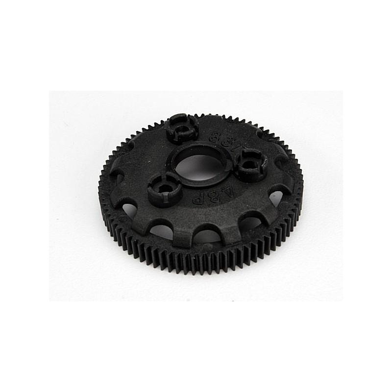 Spur gear 83-tooth (48-pitch) (para modelos con embrague deslizante torque-control)