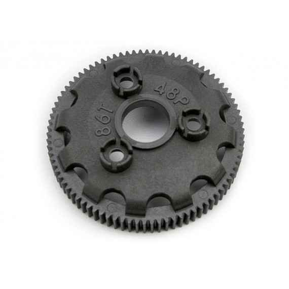 Spur gear 86-tooth (48-pitch) (for models with Torque-Contr