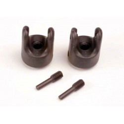 Differential output yokes (Heavy-duty) (2)/ set screw yoke pins M4/10(2)