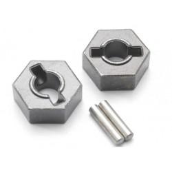 Hexagonales de rueda (Acero) (2pcs)