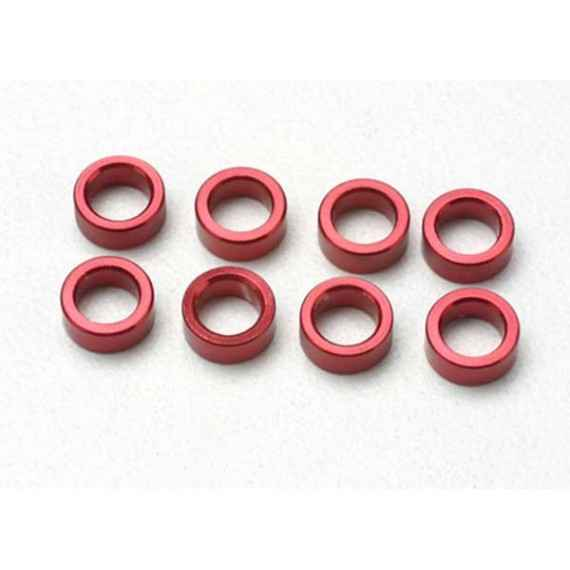 Spacer pushrod (aluminum red) (use with 5318 or 5318X push