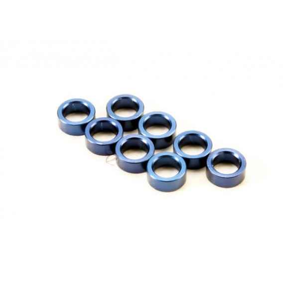Spacer pushrod (aluminum blue) (use with 5318 or 5318X pus