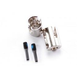 Drive cups inner (2) Revo/Maxx (steel constant-velocity dri