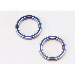 Ball bearings blue rubber sealed (20x27x4mm) (2)