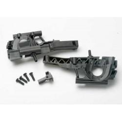 Bulkhead front (L&R halves)/ diff retainer/ 4x14mm BCS (4)