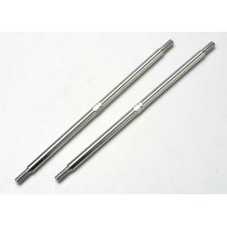 Toe link 5.0mm steel (front or rear) (2)