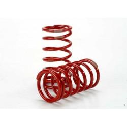 Spring shock (red) (GTR) (4.1 rate tan) (1 pair)