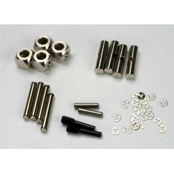 U-joints driveshaft (carrier (4)/ 4.5mm cross pin (4)/ 3mm