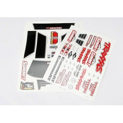 Decal sheets Summit