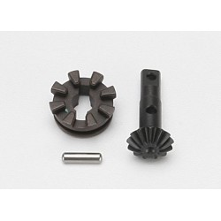 Gear locking differential output/ differential slider/ 3x12