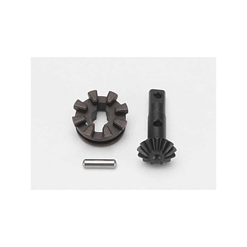 Gear locking differential output/ differential slider/ 3x12
