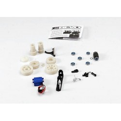 Two speed conversion kit (E-Revo) (includes wide and close ratio first gear sets)