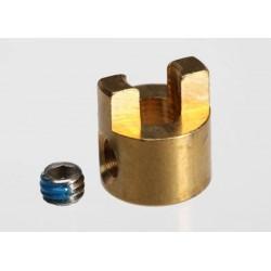 Garra de arrastre / 4x3 mm GS (inoxidable, con sellador de roscas) (1pc)