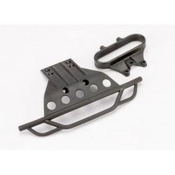 Bumper front/ bumper mount front (black)