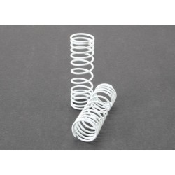 Springs front (white) (progressive rate) (2)