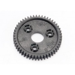 Spur gear 50-tooth (0.8 metric pitch compatible with 32-pitch)