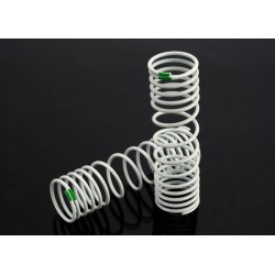 Springs Rear (Progressive -10% rate green)(2)