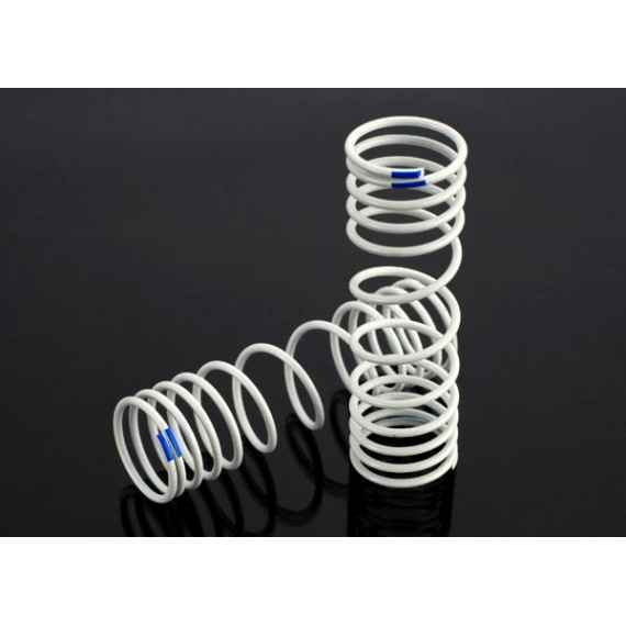 Springs rear (progressive +20% rate blue) (2)