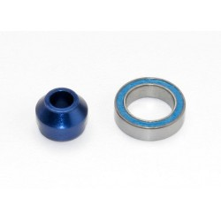 Adaptador de Aluminio 6160-T6 con rodamiento