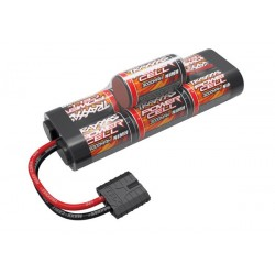 Battery Power Cell 3mAh (NiMH 7-C hump 8.4V) ID