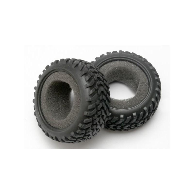 Neumáticos, slash 1/16 (2pcs)