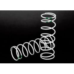 Spring Shock White (Gtr Xx-Long)(0.762 rate green)(1pair)