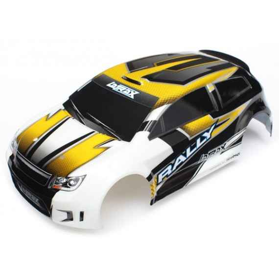 Body 1/18Th LATRAX Rally Yellow Body 1/18Th