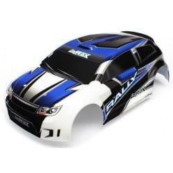 Body 1/18Th Rally LATRAX Blue Body 1/18Th