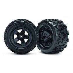 Tires & wheels assembled glue (2pcs)